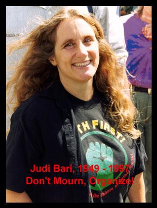Judi Bari