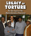 Legacy of Torture DVD cover