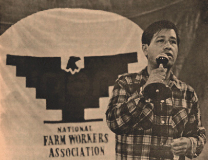 Image result for labor leader cesar chavez 1993